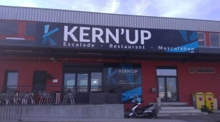 Kern'Up - La façade du restaurant