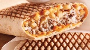 Pacha kebab - Un tacos