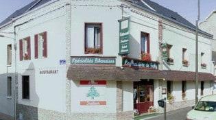 La Braisière de Gaby - La façade du restaurant