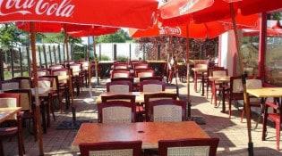 Le Grill d'Oncle Sam - La terrasse