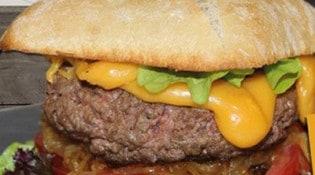 Le Comptoir du Malt - Un burger