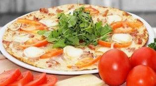 Le Comptoir du Malt - Une pizza