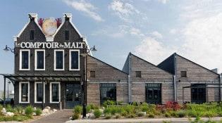 Le Comptoir du Malt - La façade du restaurant