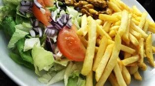 La Cabana - Une assiette