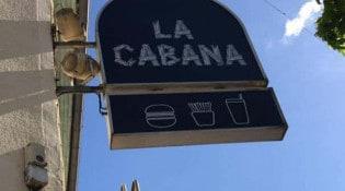 La Cabana - La façade du restaurant