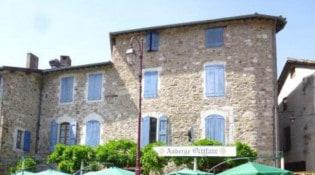 Auberge occitane - la façade