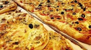 La Mie de Pain - Des pizzas