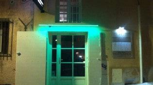Le Moulin à Chapelle - La façade du restaurant