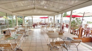 l'Orée de l'Océan - salle restaurant