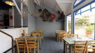 La Pizzeria du lac - La salle de restauration