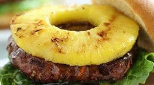 Mac delice - Un burger