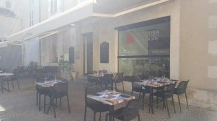 La Braise - La terrasse