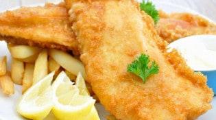 Le Martin Pêcheur - une assiette