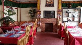 Restaurant Yak - La salle de restauration