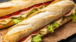 Bar à Pain - Des sandwiches