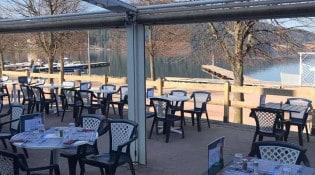 Les Rives du Lac - la terrasse