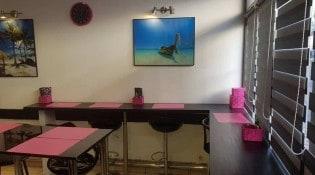 Be One thai - La salle de restauration