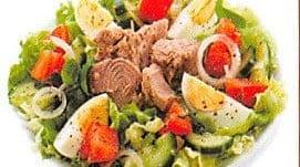 Pizza Roma - Salade