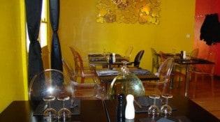La Peonia - La salle de restauration