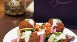 Noura - des falafels
