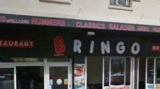 Bringo - La façade du restaurant