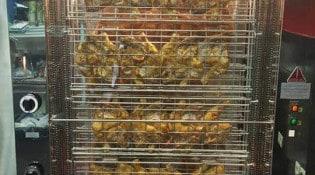 Chicken Mechoui - Le grillade