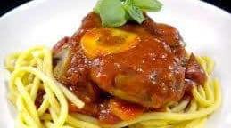 Tratttoria Di Roma - Un plat