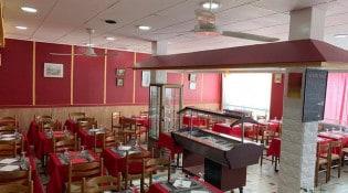 Tratttoria Di Roma - La salle de restauration