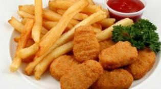 Patata & Patati - Des nugets aux frites