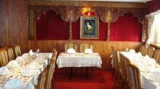 Le Balal - La salle de restauration