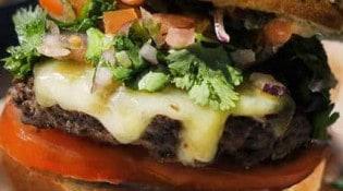 Warm Burger - Un burger