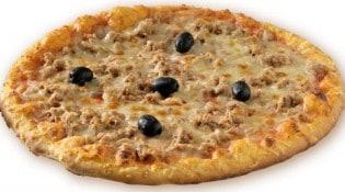 Food night - Une pizza