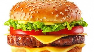 Odin's - Un burger