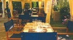 Restaurant  La Cueillette - La terrasse