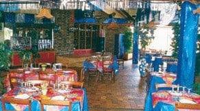 Restaurant  La Cueillette - La salle de restauration