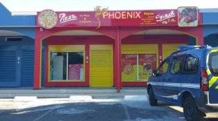 Phoenix - La façade du restaurant